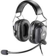 "Plantronics SHR2638-01 ""Premium"" Ruggedized Binaural Headset"