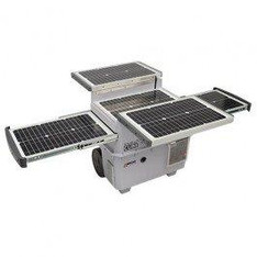 Wagan Solar e Power Cube 1500 Plus - Solar Power Generator