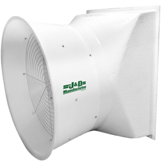 Tornado Fiberglass Exhaust Fan