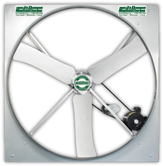 """J&D 50"""" and 55"""" PANEL FAN 23,000-34,000 CFM (CLICK TO VIEW DETAILS OR CALL FOR FREE EXPERT ADVICE & PRICING)"""