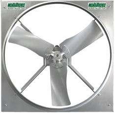"J&D 24"" and 36""  PANEL FAN 5,600-12,500 CFM (CLICK TO VIEW DETAILS OR CALL FOR FREE EXPERT ADVICE & PRICING)"