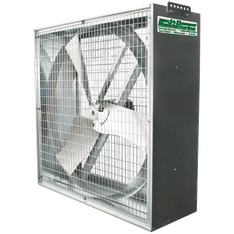 """A8 - J&D WHIRL-WIND BOX FAN - Sizes 24"""", 36"""" and 50""""  5,000-22,100 CFM (CLICK TO VIEW DETAILS OR CALL FOR FREE EXPERT ADVICE & PRICING)"""