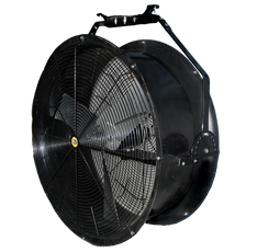 """A7 - J&D POLY CHILLER DRUM FAN - Sizes 24"""" and 36""""  4,890-10,120 CFM,  Gold Medal Air Circulator, Optional Misting/Fogging Systems (CLICK TO VIEW DETAILS OR CALL FOR FREE EXPERT ADVICE & PRICING)"""