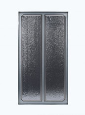 """QA NEW 1"""" POLY FOAM ENERGY STAR R-5 BACK DRAFT DAMPER  (COMES FREE WITH ALL QA WHOLE HOUSE FANS) CLOSED VIEW"""