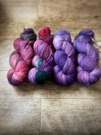 Limited Edition Alpaca Set - 4 skeins