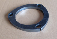 "3 Bolt 76mm Mild Steel 3"" Flange Plate"