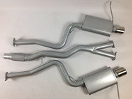 "Grand Cherokee Laredo Turbo Diesel 4Door Wagon 3.0L CRD 05/13 on AUTO 3-2.5"" Aluminised Exhaust System"