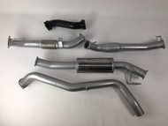 "FORD RANGER  MAZDA BT50 3.0L  3"" 409 Stainless Exhaust System"