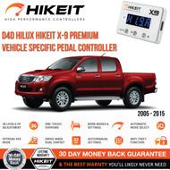 Hilux D4D HIKEIT-X9 Premium Vehicle Specific Pedal Controller
