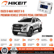 Isuzu DMAX HIKEIT-X9 Premium Vehicle Specific Pedal Controller