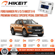 Ford Ranger PX 1/2/3 HIKEIT-X9 Premium Vehicle Specific Pedal Controller