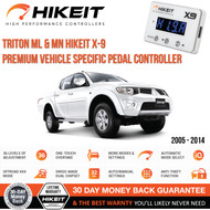 ML-MN Triton HIKEIT-X9 Premium Vehicle Specific Pedal Controller