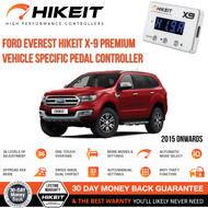 Ford Everest (2015 ON) HIKEIT-X9 Premium Vehicle Specific Pedal Controller