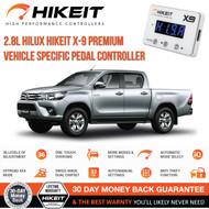 2.8L Hilux HIKEIT-X9 Premium Vehicle Specific Pedal Controller
