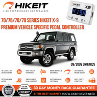 70 Series Landcruiser (09/2009 On)  HIKEIT-X9 Premium Vehicle Specific Pedal Controller