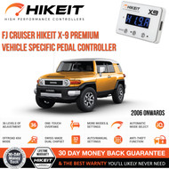 FJ Cruiser  HIKEIT-X9 Premium Vehicle Specific Pedal Controller