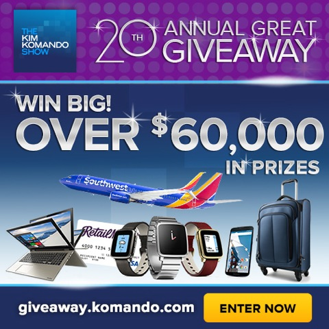 kim komando giveaway icybreeze featured in kim komando s 20th annual great 277