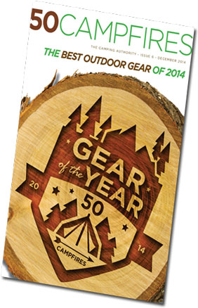 50 Campfires 2014 Gear of the Year Awards
