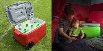 Portable Cooler Air Conditioner