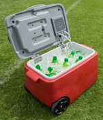 Sideline Air Conditioner Cooler