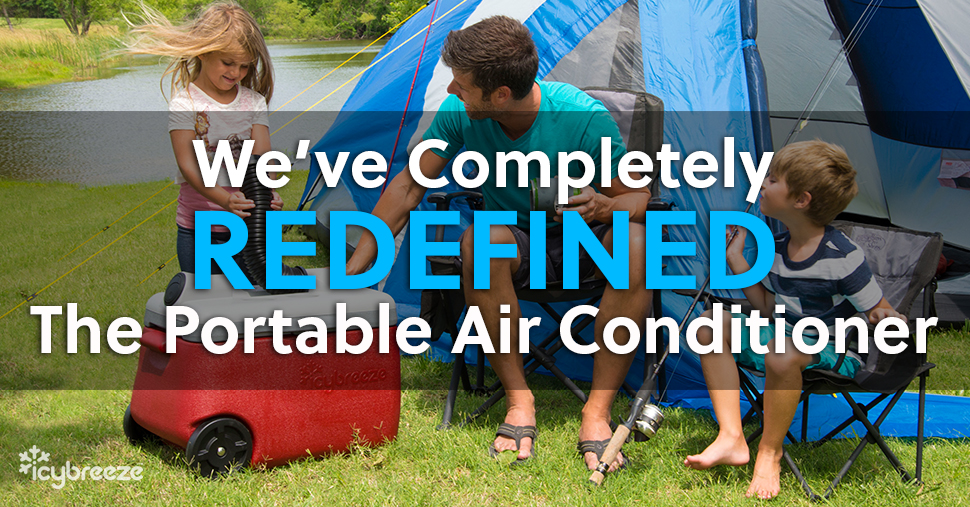 redefined the portable air conditioner