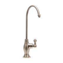 Dyconn Faucet DYRO905-BN Drinking Water Faucet for RO Filtration System, Brushed Nickel
