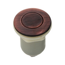 Dyconn Faucet GDABS-ORB Garbage Disposal Sink Top Air Switch for Kitchen Counter, Oil Rubbed Bronze