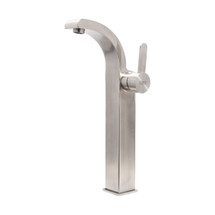 BOANN BNYBF-M06-3S Priscilla 304 Stainless Steel Bathroom/Vessel Faucet, 15""