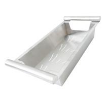 "BOANN BNKCH17 Modern Kitchen Sink Colander Fits 14"" Opening, Satin Stainless, Small"