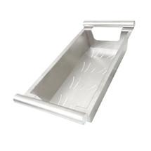 """BOANN BNKCH19 Modern Kitchen Sink Colander Fits 15"""" Opening, Satin Stainless, Medium"""