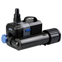 Aquarium Submersible Fish Pond Pump 1300gph w/bult in 9 Watts UV Light