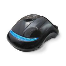 LuxorWare 2nd Generation Shiatsu Foot Massager with Heated Kneading - Black