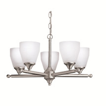 Ansonia Collection Chandelier 5Lt