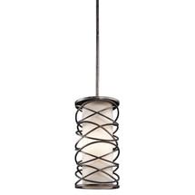 1 Light Pendant | Warm Bronze