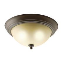 2 Light Flush Mount Ceiling Light - OZ