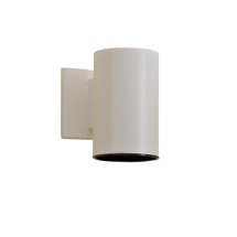 1 Light Outdoor Wall Cylinder - WH