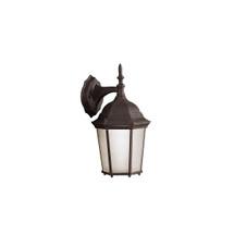 1 Light Outdoor Wall Lantern - Tannery Bronze
