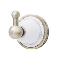 Arlington Series Antique Brass Victorian Bathrobe Hook
