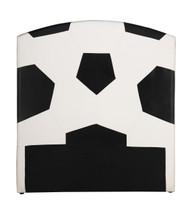 All Star Soccer Twin Headboard