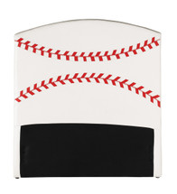 All Star Baseball Twin Headboard