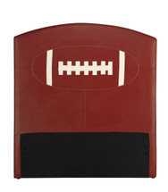 All Star Football Twin Headboard