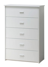 Bungalow Chest, White