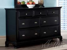 Canterbury Dresser, Black