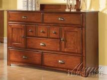 Dresser, Oak Finish