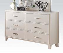 Dresser in Cream Finish