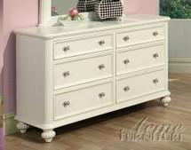 Athena Dresser, White