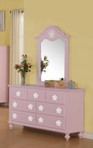 Floresville Mirror, Pink