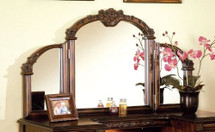 Ashton Mirror, Oak Finish