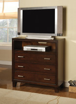 Tyler TV Console, Espresso Finish
