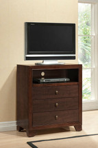 Madison TV Console, Espresso Finish